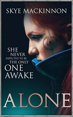 Alone: A Sci-fi Reverse Harem Story