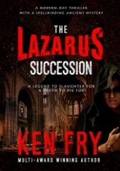 The Lazarus Succession:An Epic Historical Thriller