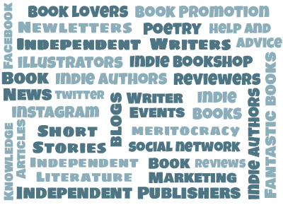 Indipenned, indie bookshop, independent literature, indie authors, indipendent writters...